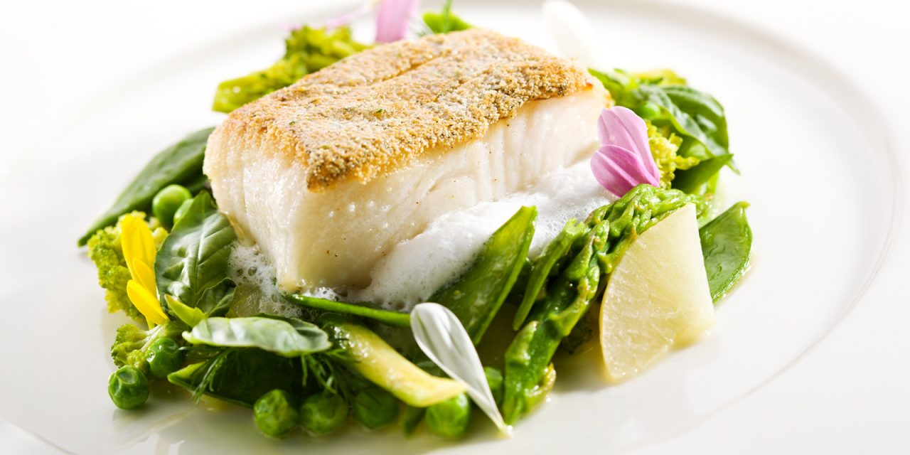 Quick & Easy Halibut Fillets