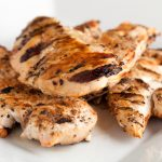 Dijon Grilled Chicken Breasts