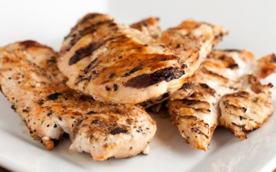 Dijon Grilled Chicken Breasts