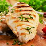 Glazed Chicken Breasts